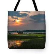 Thriving Beauty Of The Lowcountry Tote Bag