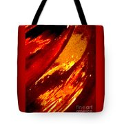 Through A Glass Darkly 1 Abstract Tote Bag