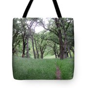 Through The Meadow Tote Bag
