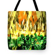 Thundering Hooves Tote Bag
