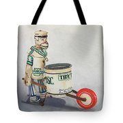 Tidy Tim Tote Bag