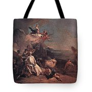 Tiepolo The Rape Of Europa Giovanni Battista Tiepolo Tote Bag