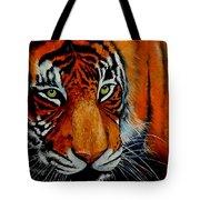 Tiger, Tiger Burning Bright... Tote Bag