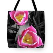 Tiptoe Through The Tulips Tote Bag