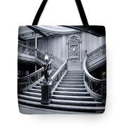 Titanic's Grand Staircase Tote Bag