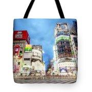 Tokyo Japan Tote Bag