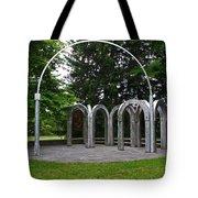 Toledo Botanical Garden Arches Tote Bag