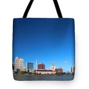 Toledo Skyline I Tote Bag
