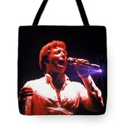 Tom Jones In Concert Tote Bag