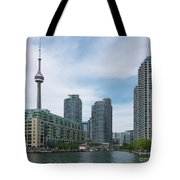 Toronto Harbourfront Tote Bag