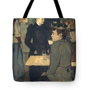 Toulouse-lautrec, 1892 Tote Bag