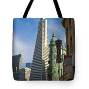 Tow-away Zone -san Francisco Tote Bag