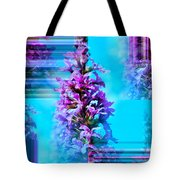 Tower Of Beauty Tote Bag