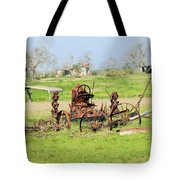 Tractor 005 Tote Bag