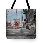 Transfer The Catch Tote Bag