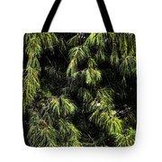 Tree 8 Tote Bag