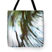 Tree Diptych 2 Tote Bag