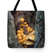 Tree Dwellers Tote Bag
