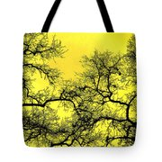 Tree Fantasy 18 Tote Bag
