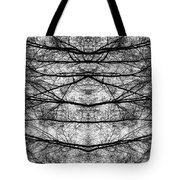 Forest Of Seperation Tote Bag