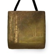 Trees In The Forest Tote Bag