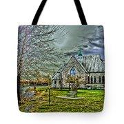 Trinity Episcopal Church Tote Bag