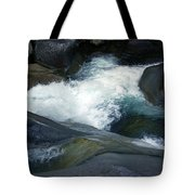 Tropical Flowing Waters Josephine Falls  Tote Bag