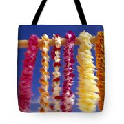 Tropical Leis Tote Bag