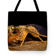 Tropical Mantispid Tote Bag