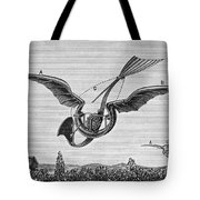 Trouv�s Ornithopter Tote Bag
