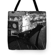 Truck Lights Tote Bag
