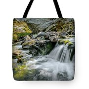 Tryfan In The Ogwen Valley Tote Bag