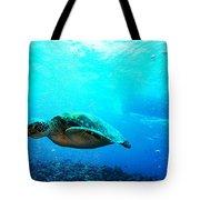Turtle Cove Tote Bag