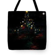 Twas The Night Before Tote Bag