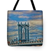 Two Icons Tote Bag