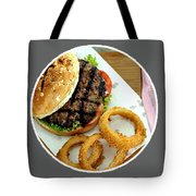 twoanyone Food Delivery  Online Takeout Shakey's Delivery Tote Bag