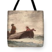 Tynemouth Priory Tote Bag