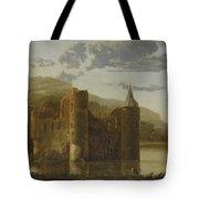 Ubbergen Castle Tote Bag