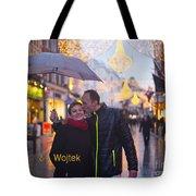Ula And Wojtek Engagement 12 Tote Bag