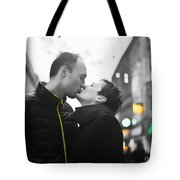 Ula And Wojtek Engagement 8 Tote Bag
