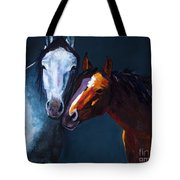Unbridled Love Tote Bag