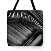 Under The Stairs Tote Bag