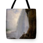 Underneath Niagara Falls Tote Bag
