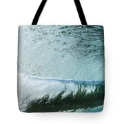 Underwater Barrel Tote Bag