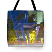 Unglued Tote Bag