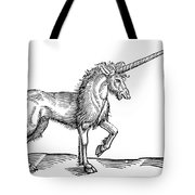 Unicorn, 1607 Tote Bag