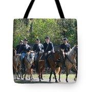 Union Cavalry Tote Bag