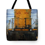 Union Pacific 1474 Tote Bag