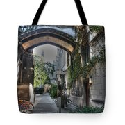 University Of Chicago Tote Bag