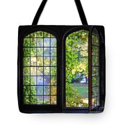 University Windows Tote Bag